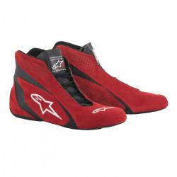 Races Shoes ALPINESTARS SP FIA - Red/Black