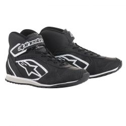 Races Shoes ALPINESTARS FIA Radar - Black/White