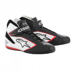 Races Shoes ALPINESTARS FIA Tech 1 T - Black/White/Red
