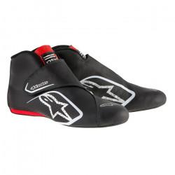 Races Shoes ALPINESTARS FIA Supermono - Black/Red