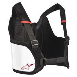 Alpinestars rib guard Bionic junior - Black / White