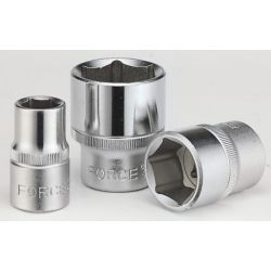 "FORCE 1/2"" 6PT. SOCKET (METRIC) 17mm"