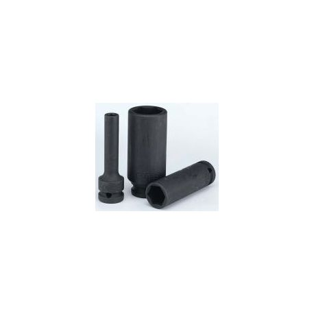 "1/2"" extended inpact sockets FORCE 1/2"" 6PT. DEEP IMPACT SOCKET (METRIC) 26mm 
