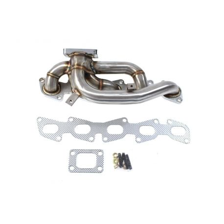 Fiat Stainless steel exhaust manifold Fiat Punto GT | races-shop.com