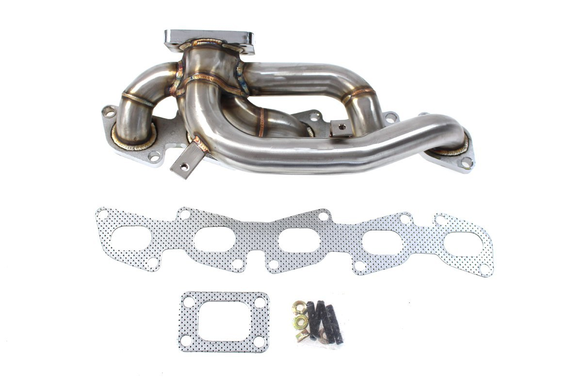 Stainless Steel Exhaust Manifold Fiat Punto Gt Races Shop Com