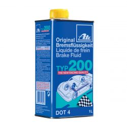 Brake fluid ATE DOT4 TYP 200 - 1l