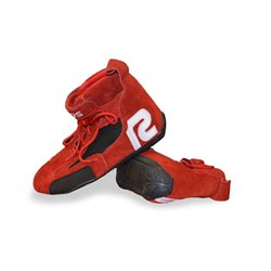 RRS shoes red