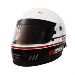 Helmet RSS Protect CIRCUIT BLACK with FIA 8859-2015, Hans