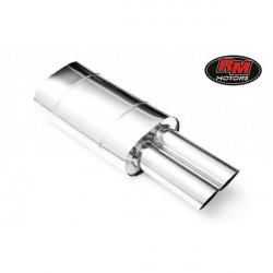 Muffler 50mm RM Motors