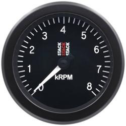 STACK gauge oil pressure 0 -7 bar (electrical)