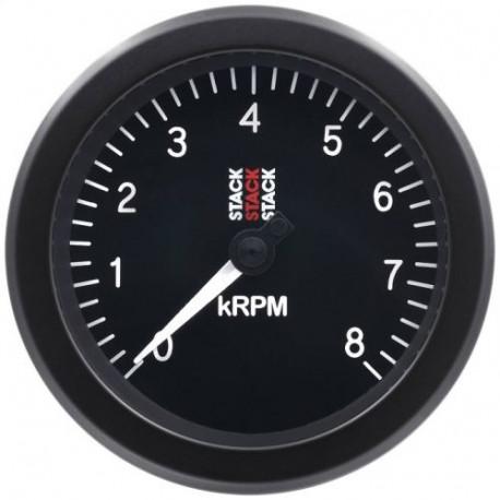 GAUGES STACK standard SERIES 52MM STACK gauge oil pressure 0 -7 bar (electrical) | races-shop.com