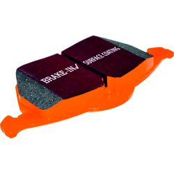 Rear Pads EBC Orangestuff FULL RACE DP9680