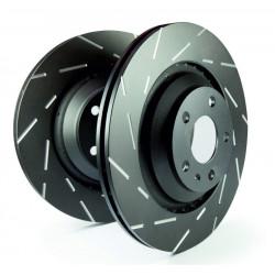 Rear Discs EBC Ultimax Grooved USR1410