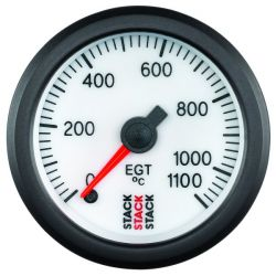 STACK gauge exhaust gas temperature 0-1100°C (mechanical)