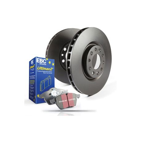 EBC brakes Front kit EBC PDKF2159 - Discs Premium OE + brake pads Ultimax OE | races-shop.com