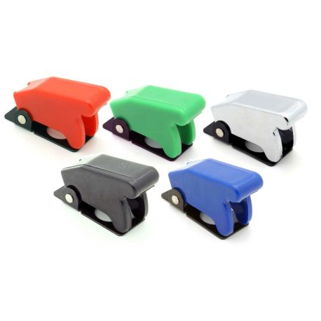 Start buttons and switches Flip-Up Switch Cover - different colors | races-shop.com