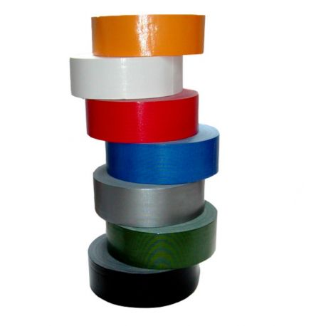 Gaffer tapes and anti- slip tapes Universal high grap Tank tape, wide 50mm - rally tape | races-shop.com