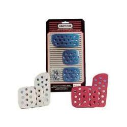 Anti-skid competition pedal pads - Grayston