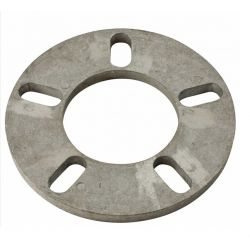 Universal PCD 5 hole spare shim Grayston 6mm - 20mm
