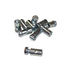Solderless screw nipple - Grayston
