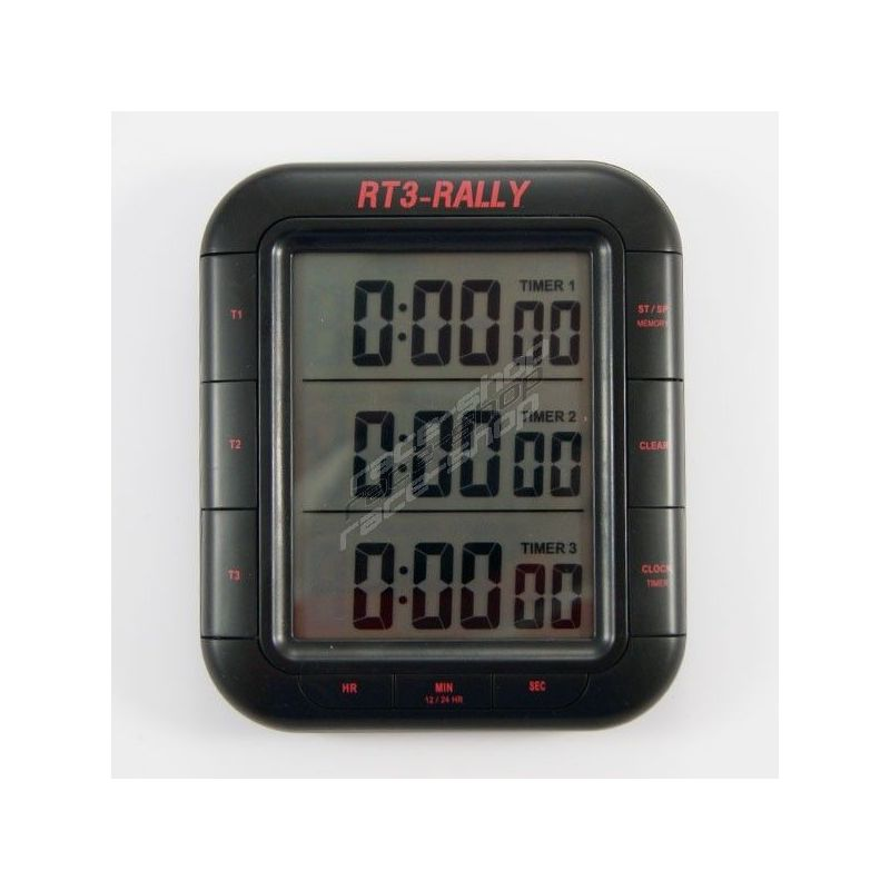 AST Fastime 14 Lap Timer Stopwatch Race Rally