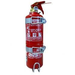 RRS manual Fire extinguisher 2kg FIA