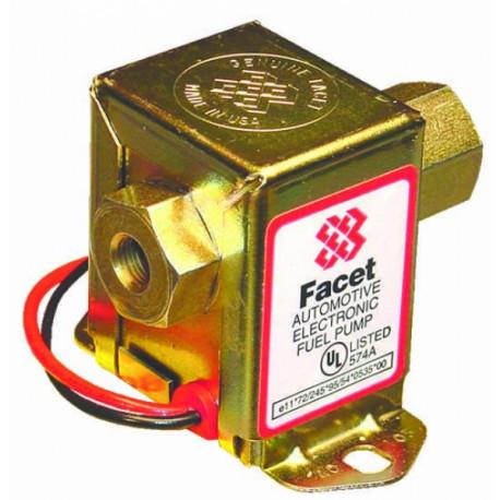 Low pressure fuel pumps Low-pressure fuel pump Facet Solid State 0.48 - 0.69 Bar | races-shop.com