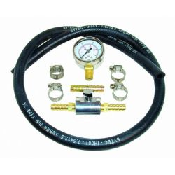 Fuel Pressure Test Kit Sytec, 0-7Bar
