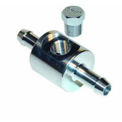 Adapter Sytec for mounting pressure gauges or fuel pressure sensor 8,12, 17, 25mm