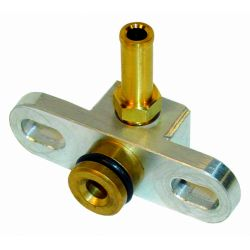 Adapter for fuel rail Sytec for Mitsubishi