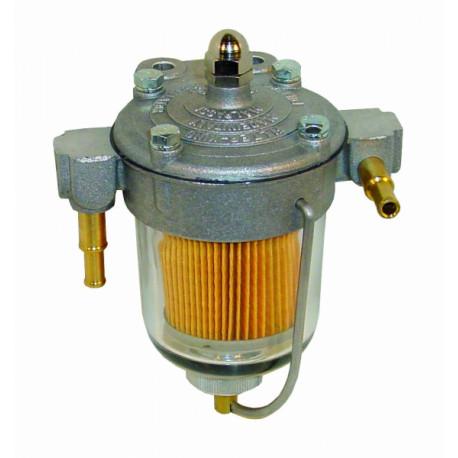 Fuel filters Fuel pressure regulator KING with filter for carburettor | races-shop.com