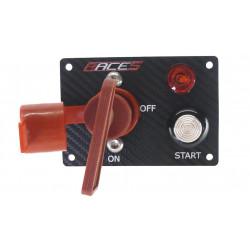 Switch panels RACES ISP2 carbon