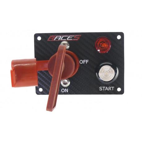 Switch panels Switch panels RACES ISP2 carbon | races-shop.com