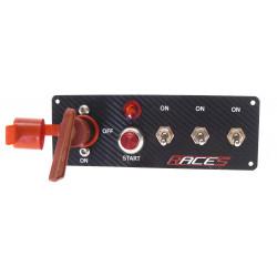 Switch panels RACES ISP3 carbon