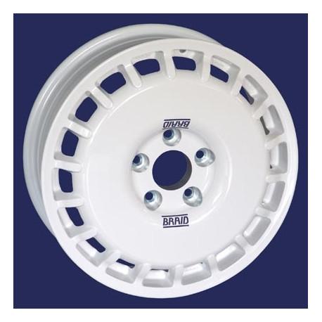 "BRAID racing wheels Racing wheels - BRAID Winrace N 5x16"" | races-shop.com"