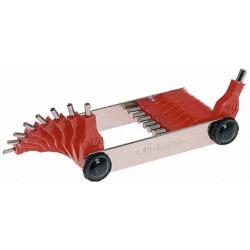 Weber jet gauge tool