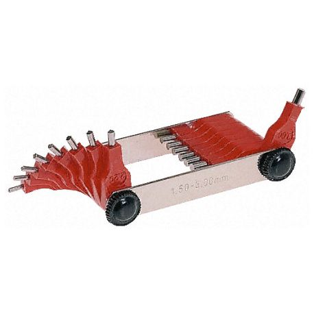 Weber jets Weber jet gauge tool | races-shop.com