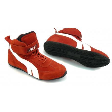 Shoes Race shoes RACES low, red | races-shop.com