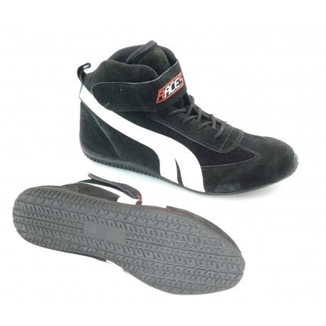 Shoes Race shoes RACES low, black | races-shop.com