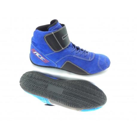 Shoes Race shoes RACES high, blue | races-shop.com