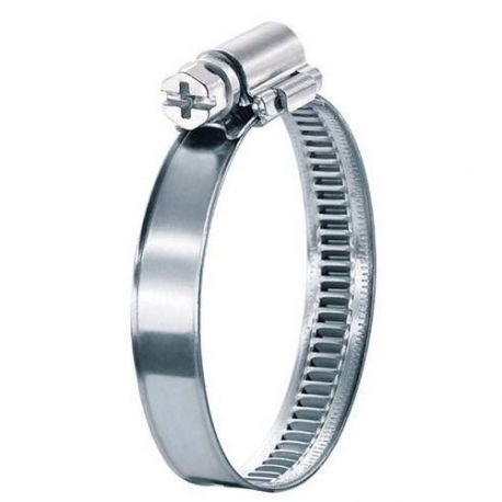 Hose clamps and sleeves Stainless steel hose clamp - different diameters | races-shop.com