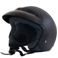 Helmet JET, black