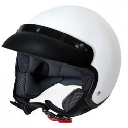 Helmet JET, white