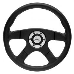 Steering wheel Luisi Vincent, 365mm, polyurethane, flat