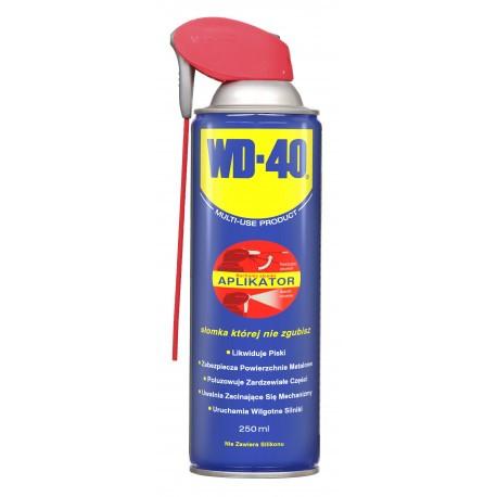 Penetrating oils WD40 - 250ml   races-shop.com