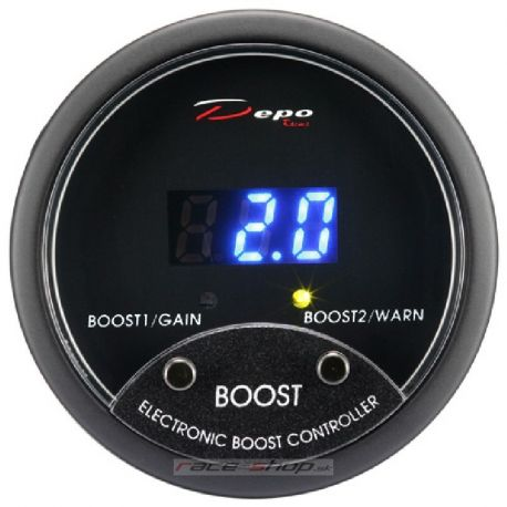 Electronic boost controllers Boost controller (EBC) DEPO racing | races-shop.com