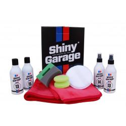 Shiny Garage samples kit
