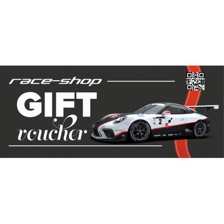 Gift cards Woucher 150€ | races-shop.com