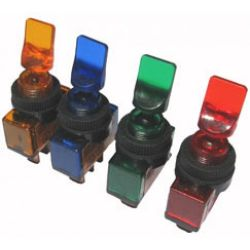 toggle switch with LED 12V 20A