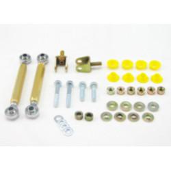 Sway bar - link kit 50mm lift adj spherical rod M/SPORT